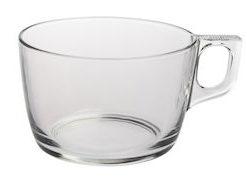 Herdet glass